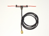 Picture of 1.2 / 1.3 GHZ Video Transmitter Antenna - 24 Inch ( 60 CM ) Super Flexible Coax Extension
