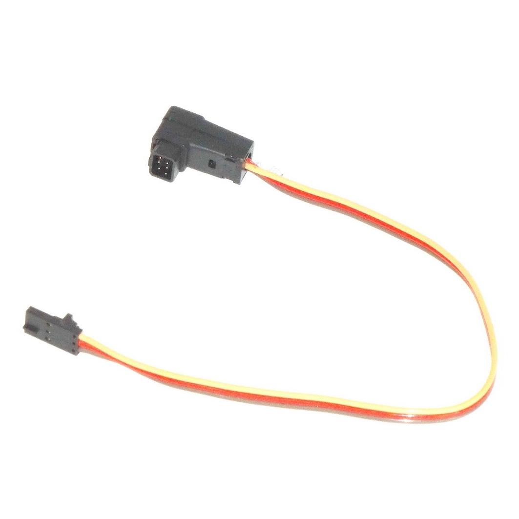 picture of futaba square trainer port connector