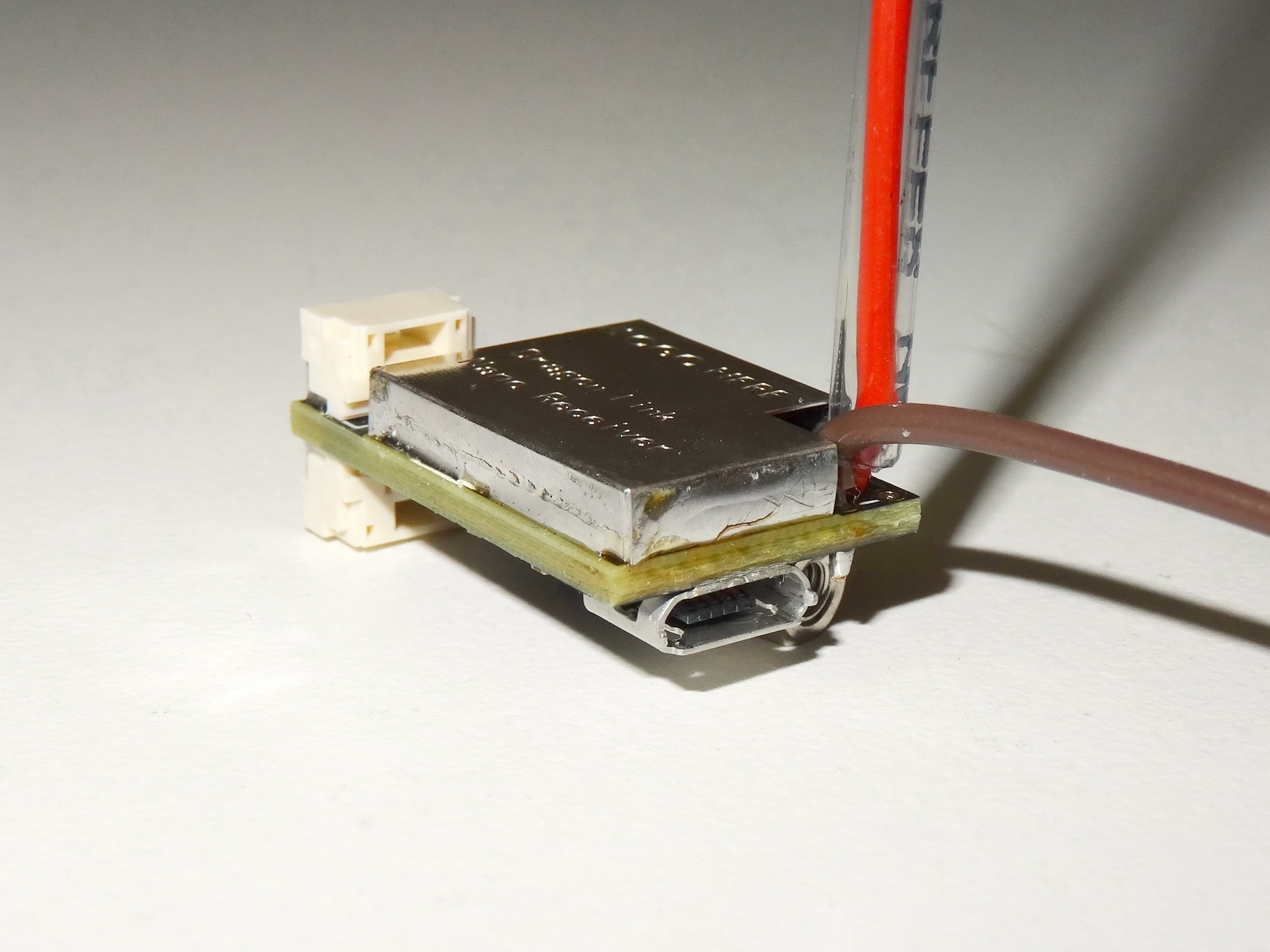 Picture of Nano Receiver - WIRE Antenna
