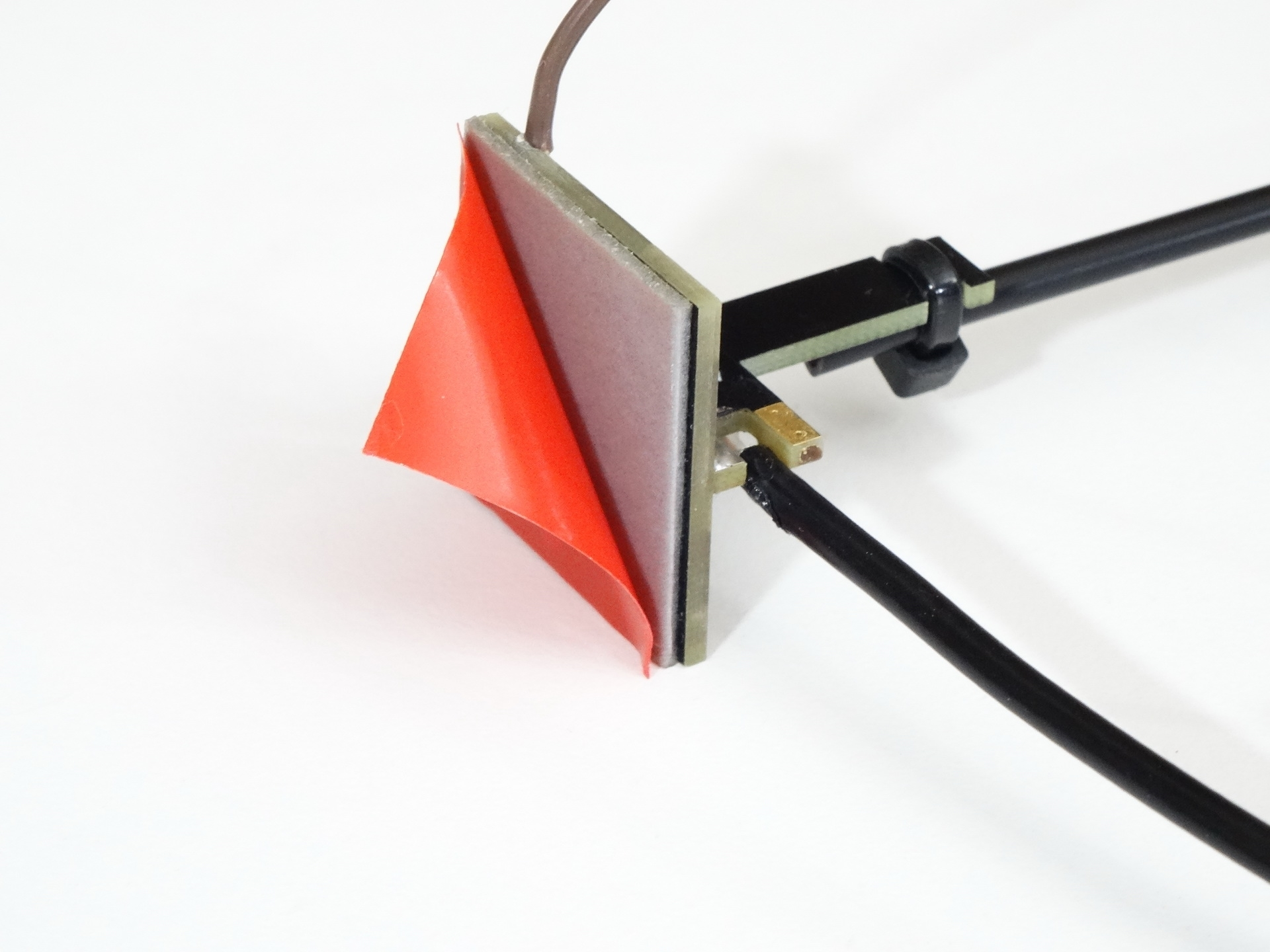 Picture of Dragon Link Receiver Antenna - 6 Inch ( 15 CM ) Copter Mount With MMCX Connector