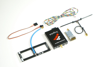 Picture of Dragon Link Advanced 915 MHZ WiFi Complete System with 1000 mW Radio Modem Receiver
